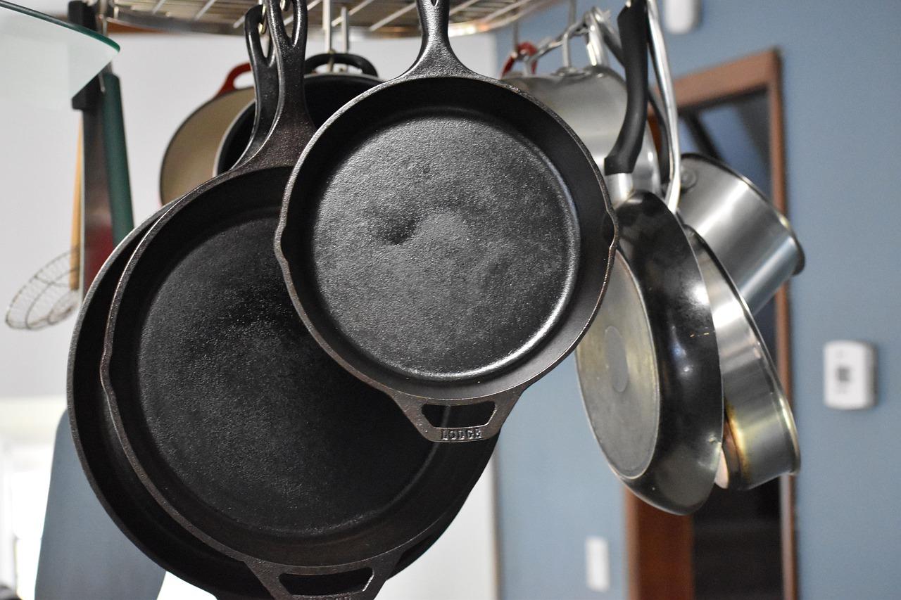 鉄 の フライパン 洗い 方